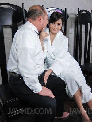 Teen and Oldman Asian Porn