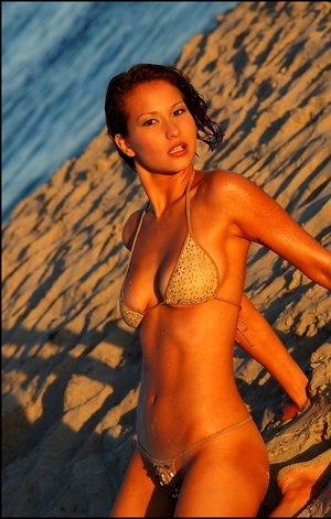 Beach Asian Porn