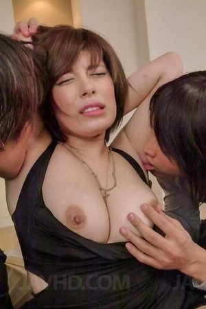 3some Asian Porn