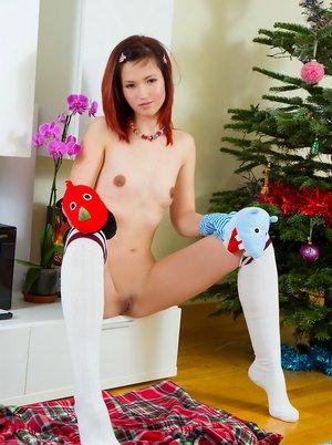 Christmas Asian Porn