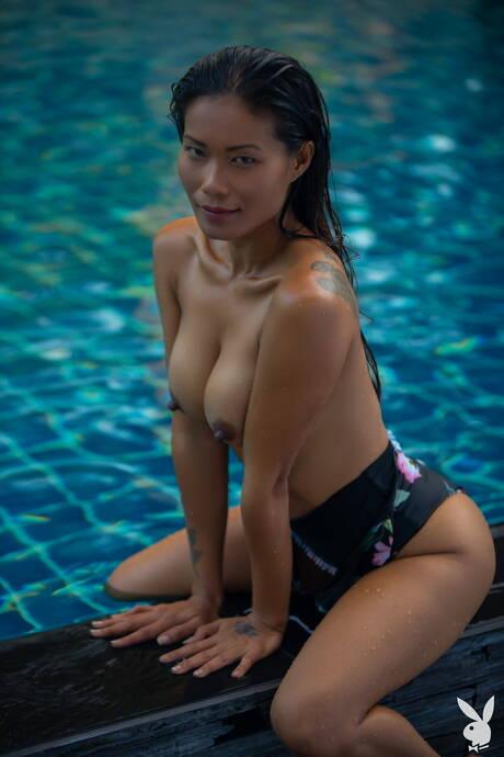 Centerfold Asian Porn
