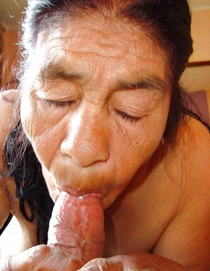 Granny Asian Porn
