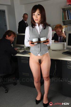 Office Asian Porn